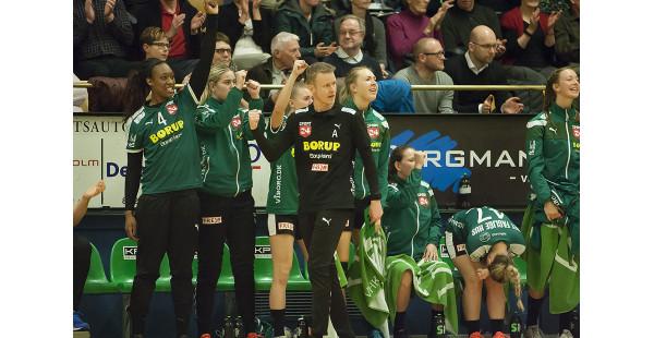 Viborg HK vs Ringkøbing Håndbold - FRI ENTRÈ!